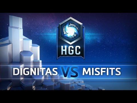 Dignitas vs Misfits - HGC EU Group Play - G3