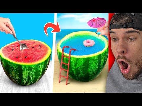 10-krasse-wassermelonen-*life-hacks*!-(einfach-&-du-wirst-staunen!)