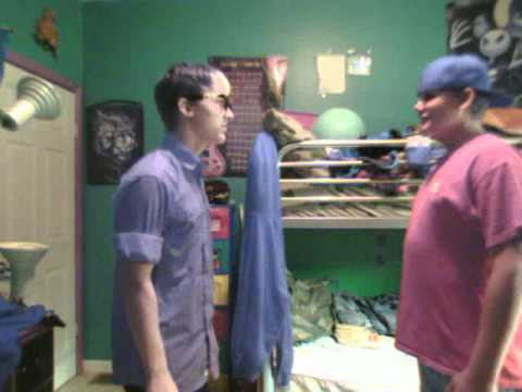 BLuE Terry with Brian Newman--movie skits.mp4