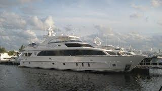 2009 HARGRAVE 101' Raised Pilothouse Motor Yacht