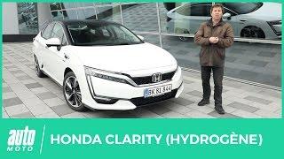 2017 Honda Clarity [ESSAI] : impressions au volant de la voiture à hydrogène (pile à combustible)