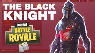 Fortnite Battle Royale - DER LEGENDARY BLACK KNIGHT! (Tanzen mit Menschen!) Beste Haut