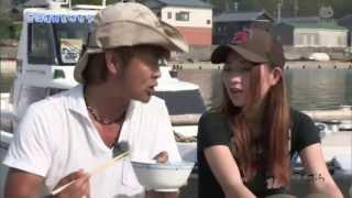 (2013/06月前半放送 starcat ch) 鉄崎幹人さんと未来さんが、名古屋近郊...
