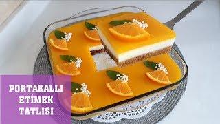 Portakallı Etimet Tatlısı |Selma'nın Mutfağı