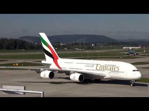 Flughafen Zürich Airport ZRH 2017 10 11