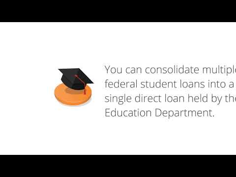 Deal With Your Student Debt And Avoid Default: Consolidate Federal Student Loans