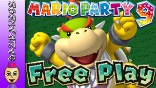 ALL MINIGAMES | Mario Party 9 Free Play Gameplay #7
