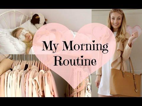 My Morning Routine!   Freddy My Love
