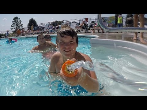 Swimming Pool Maniacs! (Labor Day Weekend Episode 3)