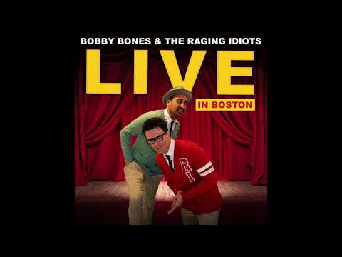 """Bobby Bones & The Raging Idiots - """"Man in the Mirrorball (Live)"""" Audio"""