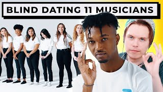 11 Girls Sing To Date 1 Guy!