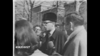 Malcolm X - Barnard College, 18th February 1965 clip of final speech