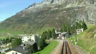 Glacier Express Pt 2 - A wonderful journey through magnificent Swiss scenery