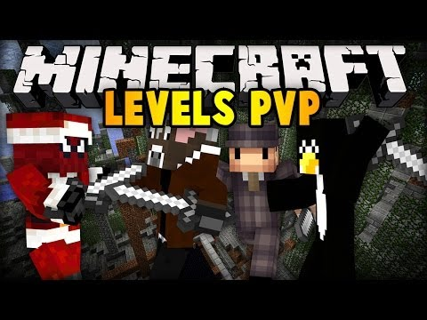 Minecraft: DREAM TEAM! MANDZIO, PINGWIN, BLOW, DEALER - Levels PVP