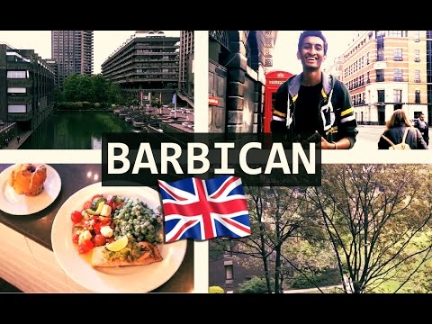 Top Things To Do In LONDON | Barbican