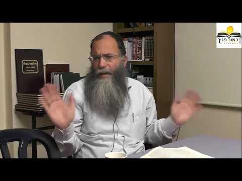 הרב אהוד שרגא - פרשת ויגש