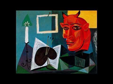 Pablo Picasso  畢卡索 123  (1881-1973)  Cubism  Spanish