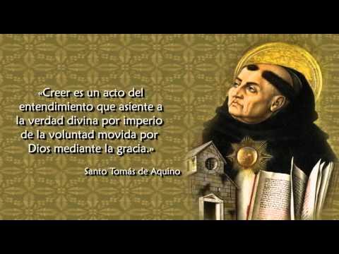Santo Tomás De Aquino Youtube