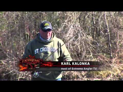 Catching Crappie In Cold Fronts