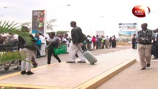 JKIA recognized as the best-improved airport in Africa
