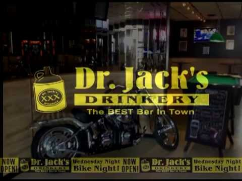 Dr. Jack's Drinkery - The Best Bar In Town - Omaha, Nebraska
