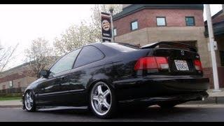 Jay's Honda Civic 1998 EX Coupe