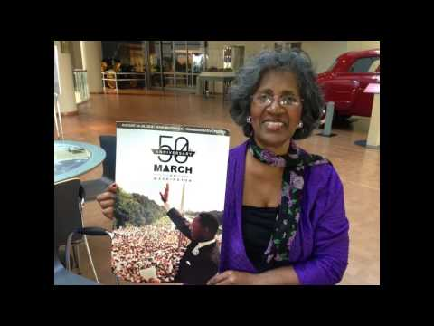 AARP Oklahoma Member Relives March on Washington 50 Years Later