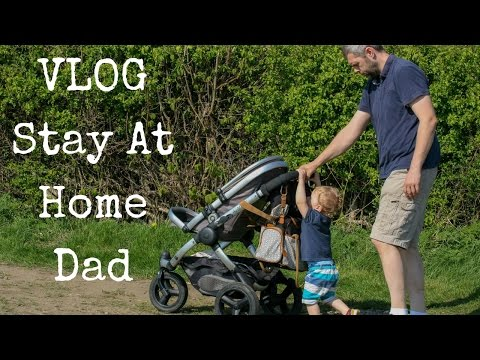 Vlog: Stay At Home Dad | Home Family Life