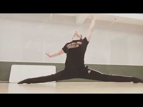 BEN COOK DANCING