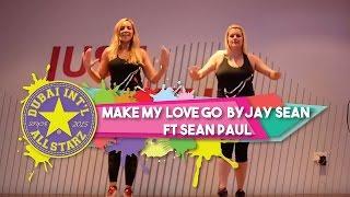 Make my love Go | Jay Sean Ft  Sean Paul | Zumba® | Rana Naoum