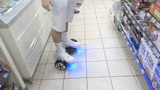 HOVERBOARD SHOPPING