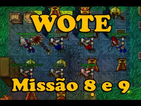 Wrath of the Emperor Quest - Missão 8 e 9 [Completas]