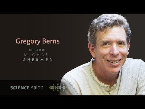 Dr. Gregory Berns —What It's Like to Be a Dog: Animal Neuroscience (Science Salon # 22)