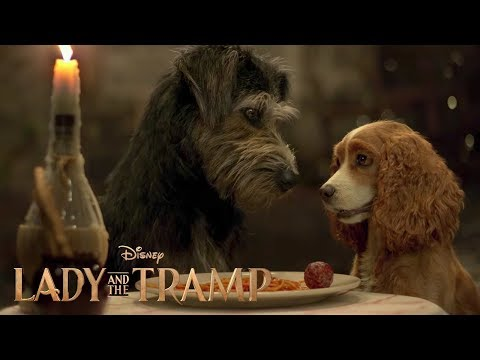 Lady And The Tramp (2019) Trailer #1