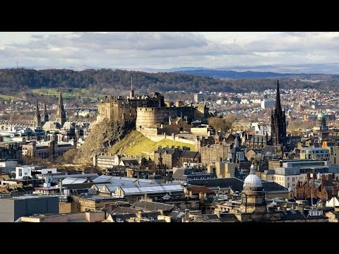 Discover the Best of Britain - Central Scotland