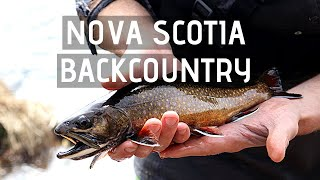 Nova Scotia Backcountry: Ep. 2 - The Fish River