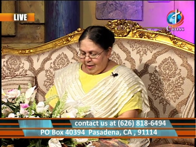 The Light of the Nations  Rev. Dr. Shalini Pallil 12-18-2018