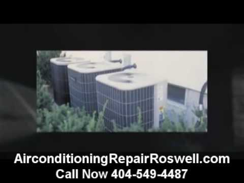 Air Conditioning Repair Roswell