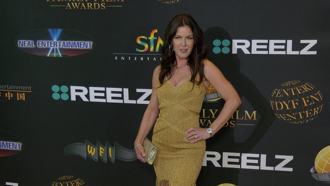 Kira Reed Lorsch 24th Annual Family Film Awards Red