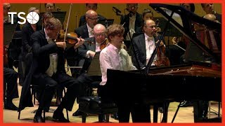 Brahms: Piano Concerto 1 (Excerpt/Extrait) / Peter Oundjian & Jan Lisiecki · TSO