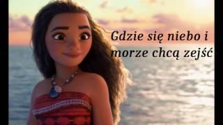 """Natalia Nykiel - Pól kroku stad (z filmu """"Vaiana - Skarb Oceanu"""" (Lyric))"""