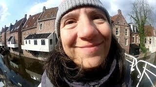 Vlog 323 The Hanging Kitchens of Appingedam