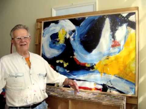 John Gwinn: The Meaning of His Abstract Art