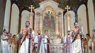 Армянская Литургия с пояснениями(Это видео обязан смотреть каждый армянин, поскольку речь идет о самом главном для него - Святом Причастии...., 2015-11-04T23:24:14.000Z)