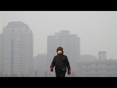 China's First-Ever Red Alert on Pollution Takes Effect in Beijing
