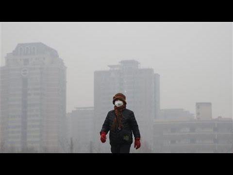 China Bans Cars As Air Pollution Hits Red-Alert Status