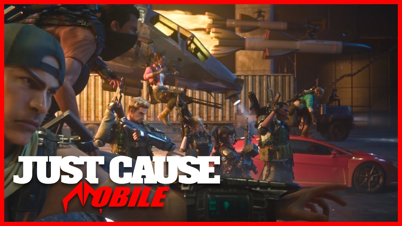 Just Cause: Mobile Announcement Trailer
