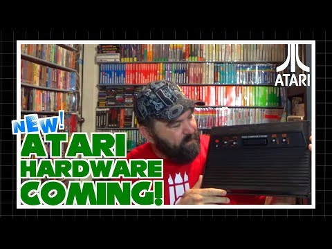 New Atari Hardware Coming!