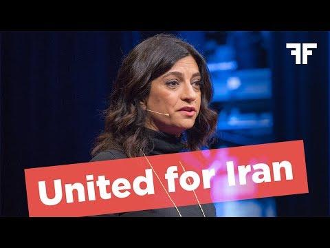 FIRUZEH MAHMOUDI | UNITED FOR IRAN | 2017