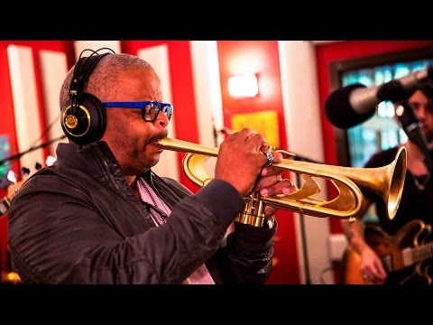 Terence Blanchard & The E-Collective 'Breathless'   Live Studio Session